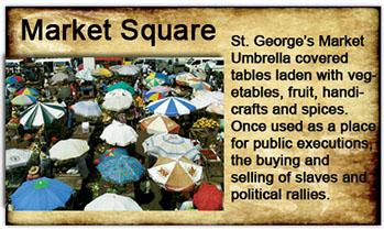 Baracks Cabinet >> St George Map, St George Grenada