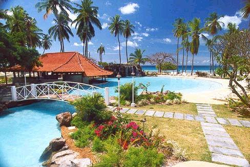 Grand Beach Resort Grand Beach Hotel Grenada Caribbean