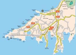 St Georges University Apartments For Rent SGU Student Housing - Road map of grenada island